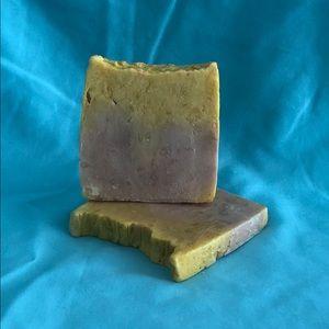 Lemon Tart Goats Milk Soap